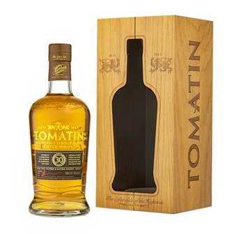 Tomatin 30 years old 46% 70cl thumbnail