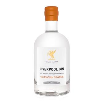 Liverpool Gin Valencian Orange Organic 43% 70cl thumbnail
