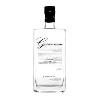 Geranium London Dry Gin 44% 70cl thumbnail