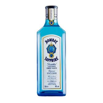 Bombay Sapphire Gin 40% 70cl thumbnail
