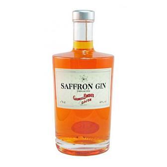 Saffron Gin Boudier 40% 70cl thumbnail