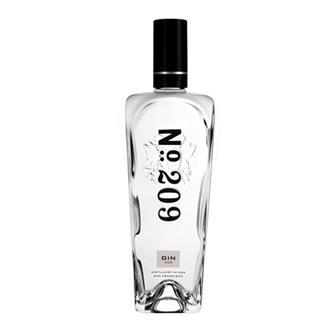 No. 209 Gin 46% vol 70cl thumbnail