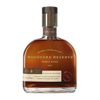 Woodford Reserve Double Oak 43.2% 70cl thumbnail