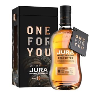 Jura One For You 18 Year Old Limited Edition 52.5% 70cl thumbnail