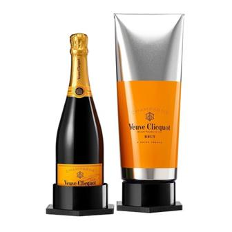 Veuve Clicquot Gouache Yellow Label 75cl thumbnail