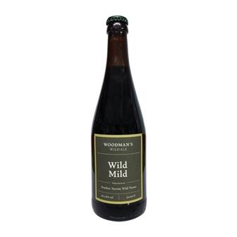 Woodmans Wild Mild Ale 3.8% 500ml thumbnail