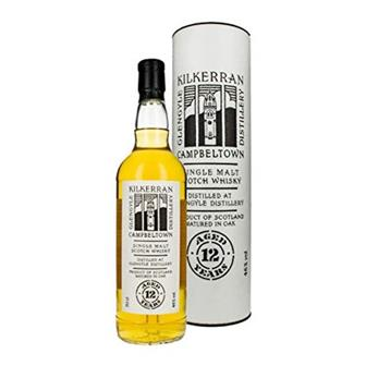 Kilkerran 12 Year Old 70cl thumbnail