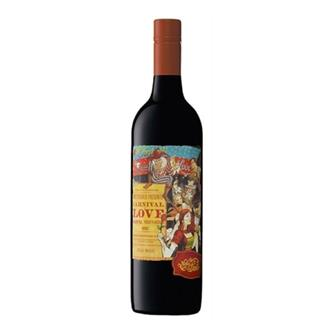 Mollydooker Carnival of Love Shiraz 2017 75cl thumbnail