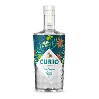 CurioWild Coast Gin 70cl thumbnail