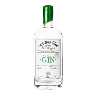 Westward Farm Wild Wingletang Cornish Gin 70cl thumbnail