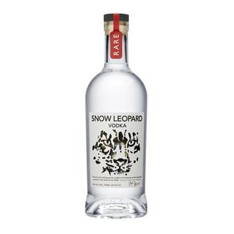 Snow Leopard Vodka 40% 70cl thumbnail