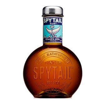 Spytail Ginger Rum 40% 70cl thumbnail