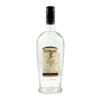 El Dorado 3 years old Blanco Rum 40% 70cl thumbnail