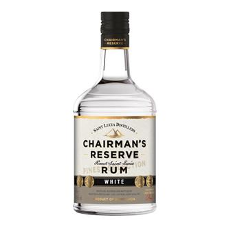 Chairmans Reserve White Label Rum 40% 70cl thumbnail