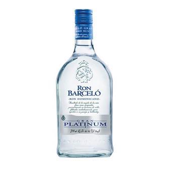 Ron Barcelo Gran Platinum Rum 37.5% 70cl thumbnail