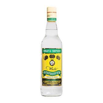 Wray & Nephew Overproof Rum  70cl thumbnail