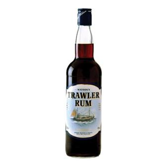 Watson's Trawlers Rum 40% 70cl thumbnail