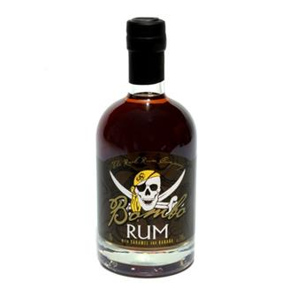Bombo Caramel and Banana Rum 24% 70cl thumbnail