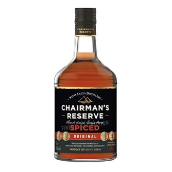 Chairmans Reserve Spiced Rum 40% 70cl thumbnail