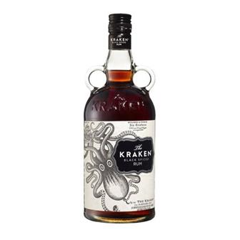 The Kraken black Spiced Rum 40% 70cl thumbnail