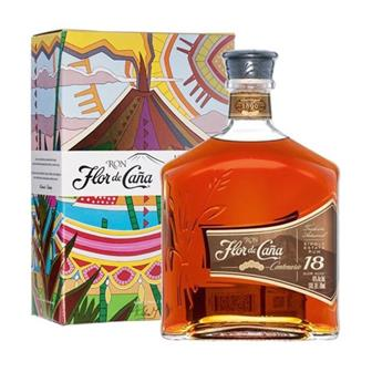 Flor de Cana Rum 18 years old Centenario 40% 70cl thumbnail