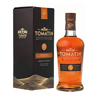Tomatin 15 years old Moscatel Wine Barri thumbnail