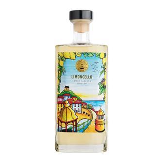 St Ives Limoncello Lemon Liqueur 22% 50c thumbnail