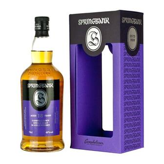 Springbank 18 years old 2018 release 46% 70cl thumbnail
