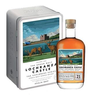 Arran Lochranza Castle The Explorers Series Volume 2 70cl thumbnail