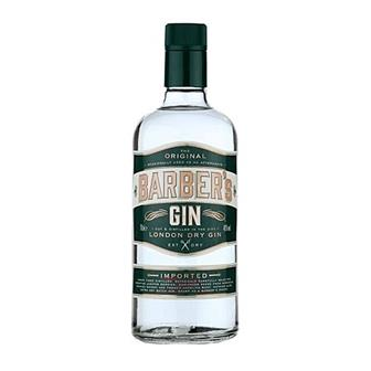 Barbers London Dry Gin 70cl thumbnail