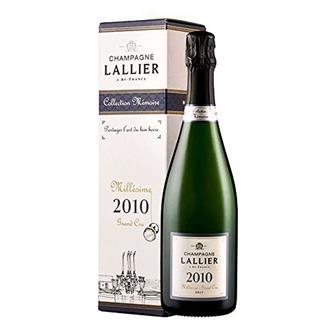 Champagne Lallier Millesime 2010 Grand Cru 75cl thumbnail
