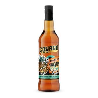 Coyaba Rum Scorched Pineapple 70cl thumbnail