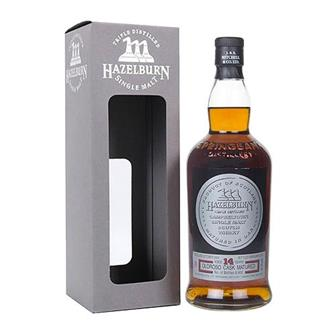 Hazelburn 14 years old Oloroso Sherry Cask 49.3% 70cl thumbnail