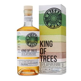 Whisky Works King of Trees 10 years old 46.5% 70cl thumbnail