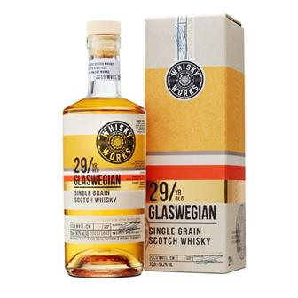 Whisky Works Glaswegian 29 years old Single Grain 54.2% 70cl thumbnail
