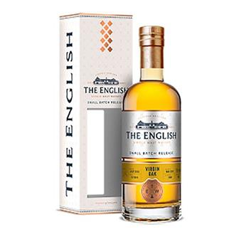 The English Whisky Virgin Oak 2013 46% 70cl thumbnail