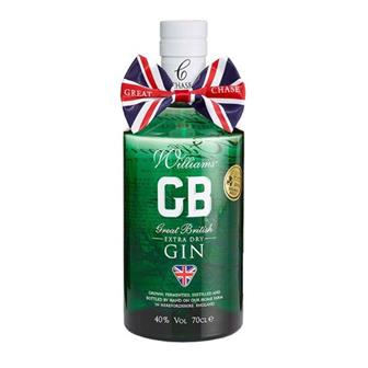 Williams Great Extra Dry British Gin Chase 40% 70cl thumbnail