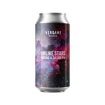 Verdant Unlike Stars IPA 6.5% 440ml thumbnail