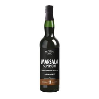 Pellegrino Marsala Superiore Garibaldi Sweet 18% 75cl thumbnail