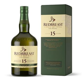 Redbreast 15 years old 46% 70cl thumbnail