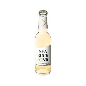 Sea Buck Light Cornish Tonic Water 200ml Case of 12 thumbnail