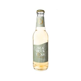 Sea Buck Cucumber and Mint Cornish Tonic Water 200ml Case of 12 thumbnail