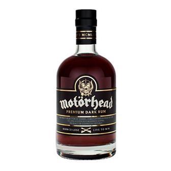 Motorhead Premium Dark Rum 70cl thumbnail
