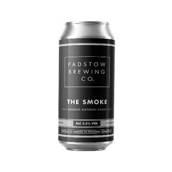Padstow The Smoke - Smoked Stout 5.5% 440ml thumbnail