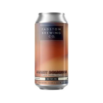 Padstow Jammy Doldrums - Plum & Bramble Porter 7% 440ml thumbnail