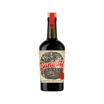 Banditti Club Glasgow Spiced Rum 50cl thumbnail