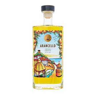St Ives Arancello Orange Liqueur 22% 50cl thumbnail