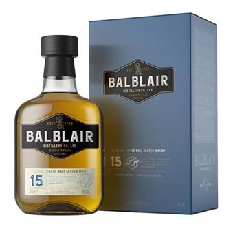 Balblair 15 years old 70cl thumbnail