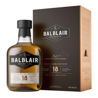 Balblair 18 years old 46% 70cl thumbnail