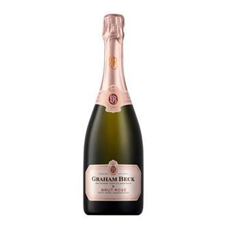 Graham Beck Brut Rose (Chardonnay - Pinot Noir) 75cl thumbnail